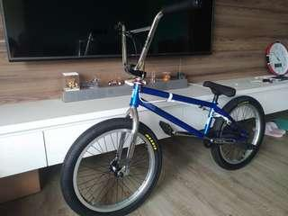 Full Custom Gyro BMX
