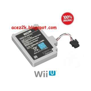 [BN​] Wii U Gamepad Original Rechargeable Battery WUP-012 (Brand New)