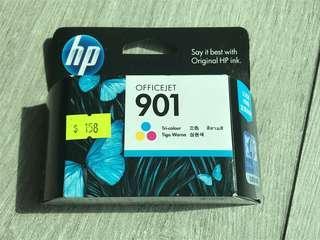 HP officejet 901 彩色影印機打印墨水