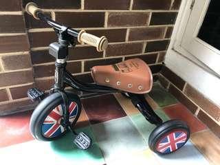 Sepeda Anak London Taxi Trike