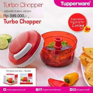 Tupperware chooper
