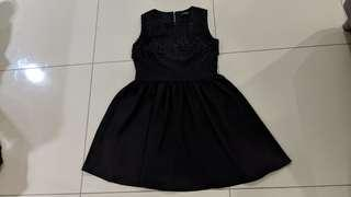 Black Dress by between size small