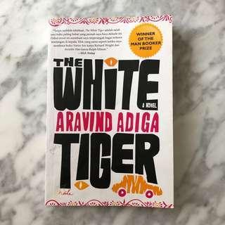Novel Aravind Adiga : White Tiger