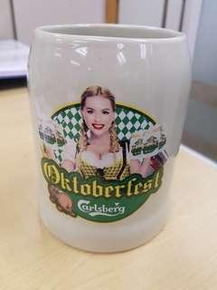 Limited Edition Carlsberg Octoberfest Mug