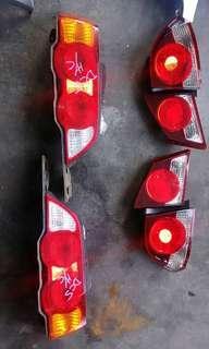Taillamp honda FD type R Japan