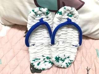 🚚 日本製 日本風兒童編織涼鞋