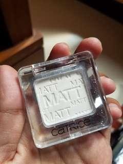 Catrice eye colour ice