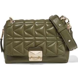 REPRICED: BRAND NEW Karl Lagerfeld Quilted Shoulder Bag