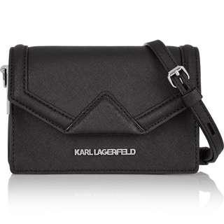 REPRICED: BRAND NEW Karl Lagerfeld Klassik Shoulder Bag