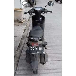Dijual cepat Motor Yamaha Mio tahun 2012