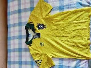 Brazil Retro Kit