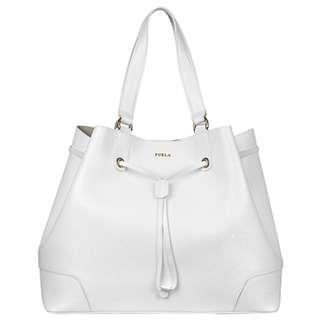 REPRICED: BRAND NEW Furla Stacy Large Bucket Bag
