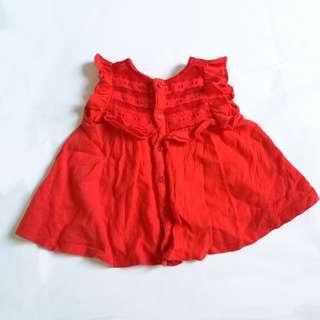 CNY Hush puppies dress