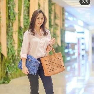 2in 1 batik bag