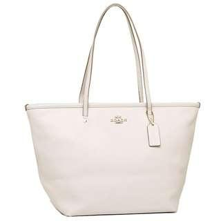 REPRICED: BRAND NEW Coach Street Zip Tote