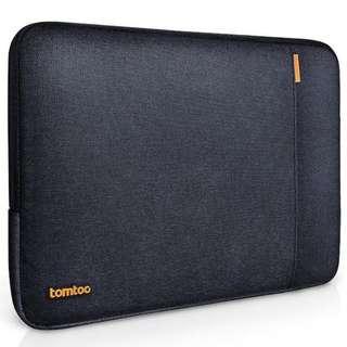 Tomtoc 360° 完全防護 2代 MacBook Pro 13吋 /15吋 (2016~2018) 筆電包 - 黑