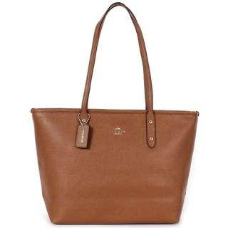 REPRICED: BRAND NEW Coach City Zip Tote