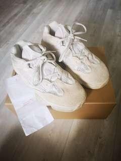 🚚 Adidas Yeezy 500 Blush