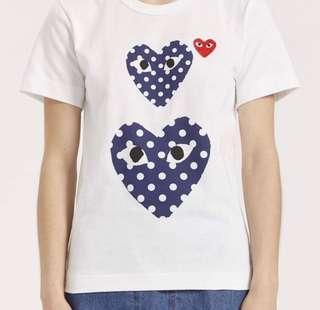 Cdg t-shirt (women)