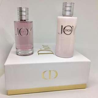 Dior Joy set Perfume + Body Lotion