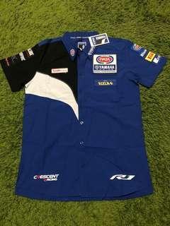 Official Yamaha Pata Racing WSBK Shirt