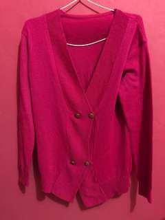 Pink Sweather