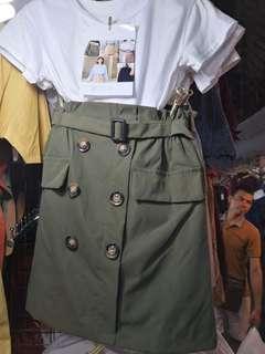 🚚 Top + skirt