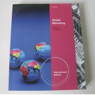 Global Marketing Book (3rd edition)