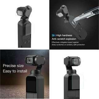 DJI Osmo Lens LCD Tempered Glass Film Screen Protector HD