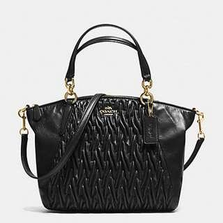REPRICED: BRAND NEW Coach Small Kelsey satchel