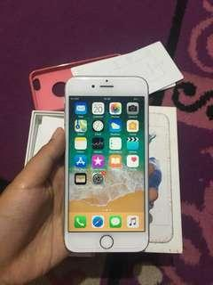 Iphone 6s silver Fulset
