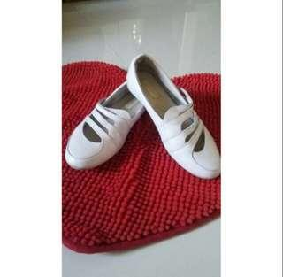 Authentic Lacoste White Shoes