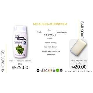 Mamasita Empire Bar Soap Melaleuca Alternifolia