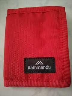🚚 Kathmandu Tri Fold Wallet