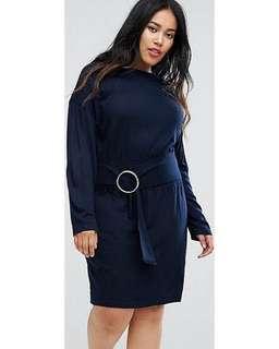 Beautiful Knitted Dress size 20