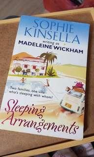 🚚 3 for $5 Sophie Kinsella - Sleeping Arrangements