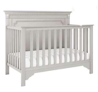 Brand New Baby Relax Edgemont 5-in-1 Convertible Crib