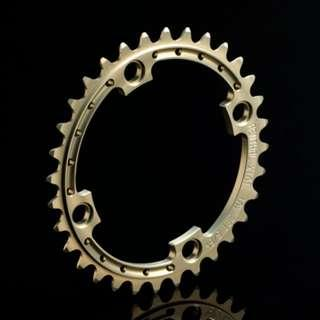 CLEARANCE SALE: RENTHAL SR4 104 BCD Chain Ring