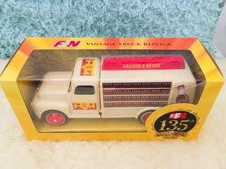 F&N 135th Anniversary Vintage Truck Replica