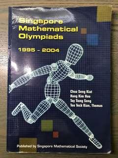 Singapore Math Olympiad (1995 - 2004 Papers)
