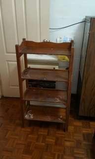 🚚 Real Wooden Shelves