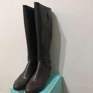 🚚 iki2內增高長靴