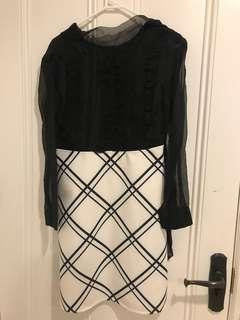 Valentino style dress