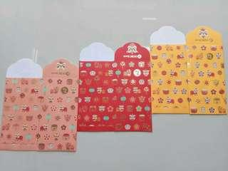OCBC Red Packets - 2019 CNY