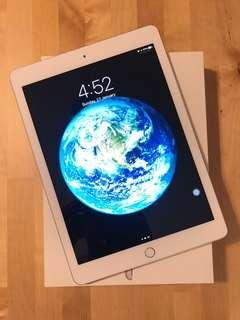 iPad 9.7 Inch Silver 32GB with 2 FREE Cases