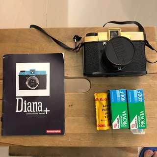 LOMO Diana+