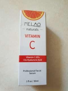 🚚 Melao Naturals Vitamin C Professional Facial Serum