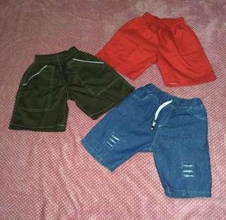 #CNY2019 Celana anak / short pants take all