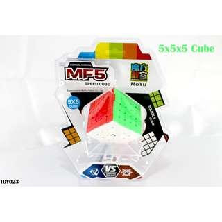 FOR SALE RUBIKS CUBE 5x5x5