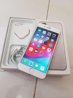 Iphone 7 Plus Silver Fullset